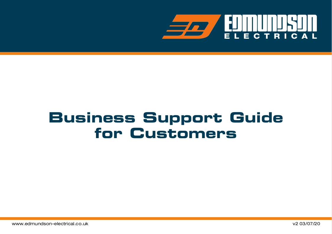 Business Support Guide